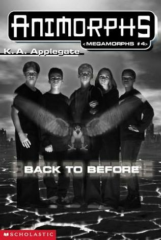 book cover of Back to Before