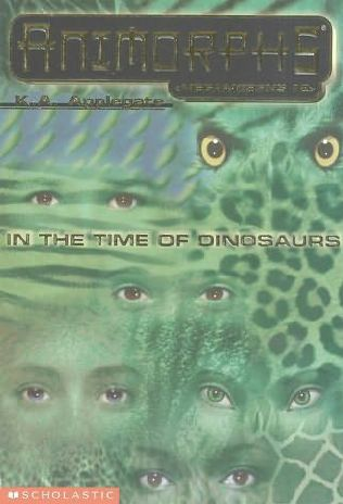 book cover of In the Time of Dinosaurs