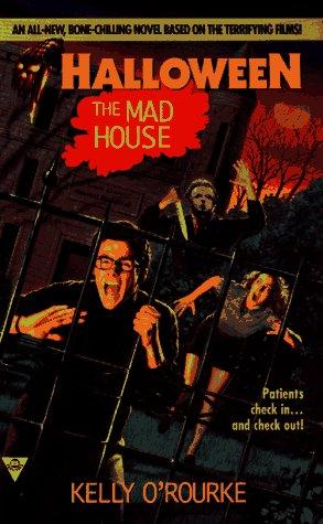 book cover of The Mad House
