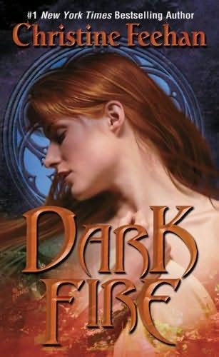 book cover of Dark Fire