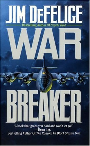 book cover of War Breaker