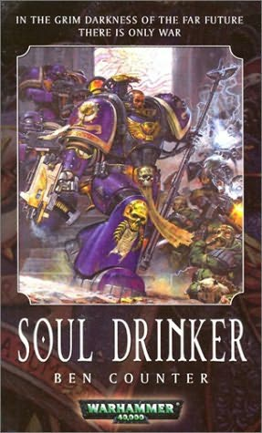book cover of Soul Drinker
