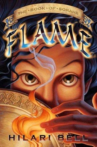 book cover of Flame
