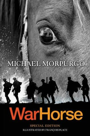 book cover of   War Horse    (War Horse, book 1)  by  Michael Morpurgo