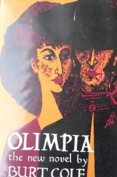book cover of Olimpia