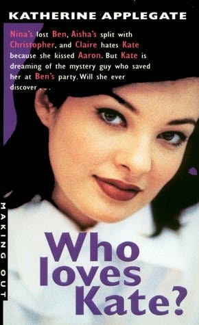 book cover of Who Loves Kate?