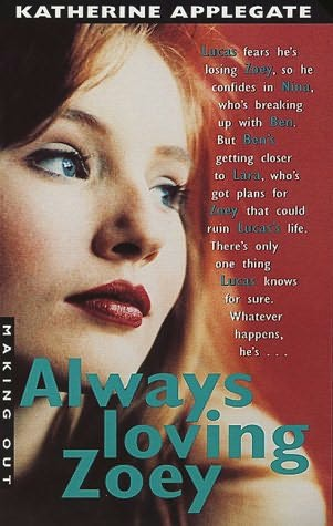 book cover of Always Loving Zoey