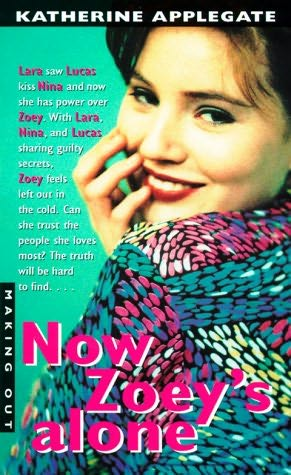 book cover of Now Zoey\'s Alone