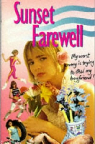 book cover of Sunset Farewell