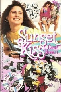 book cover of Sunset Kiss