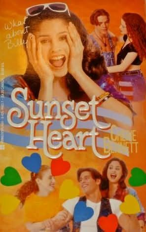book cover of Sunset Heart