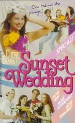 book cover of Sunset Wedding
