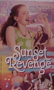 book cover of Sunset Revenge