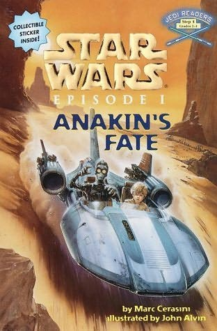 book cover of Anakin\'s Fate