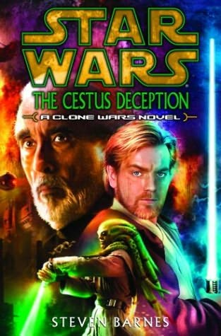 book cover of The Cestus Deception