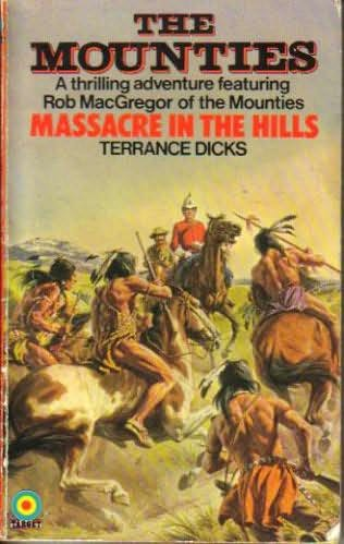 book cover of Massacre in the Hills