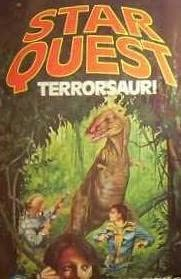 book cover of Terrorsaur!