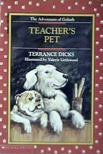 book cover of Teacher\'s Pet