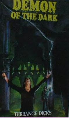book cover of Demon of the Dark