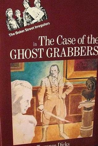 book cover of The Case of the Ghost Grabbers