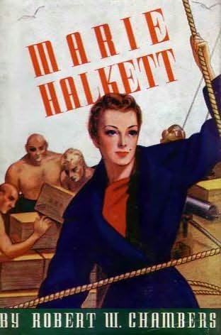 book cover of Marie Halkett