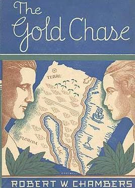 book cover of The Gold Chase