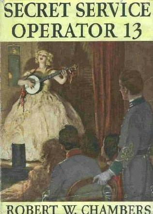 book cover of Secret Service Operator 13