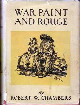 book cover of War Paint and Rouge