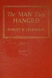 book cover of The Man They Hanged