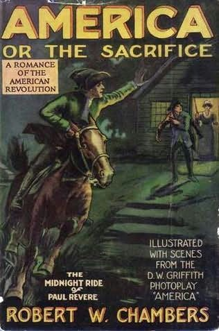 book cover of America