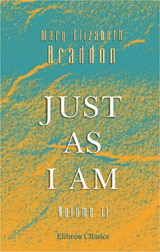 book cover of Just as I am