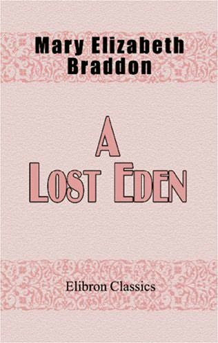 book cover of A Lost Eden