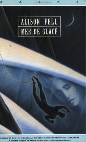 book cover of Mer de Glace