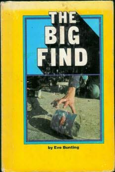 book cover of The Big Find