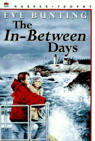 book cover of The In-Between Days