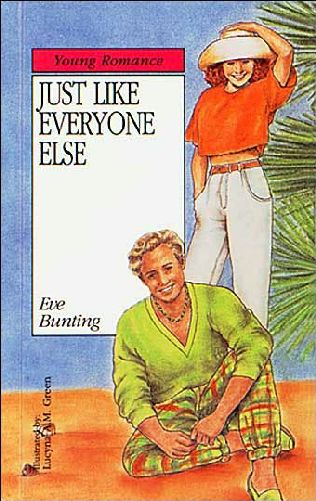 book cover of Just Like Everyone Else