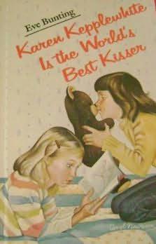 book cover of Karen Kepplewhite is the World\'s Best Kisser