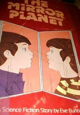 book cover of The Mirror Planet
