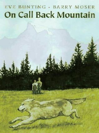 book cover of On Call Back Mountain