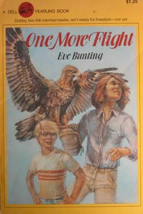 book cover of One More Flight