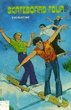 book cover of Skateboard Four