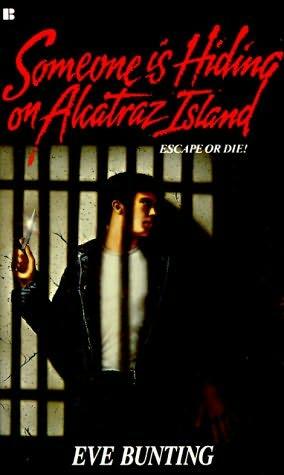 book cover of Someone is Hiding on Alcatraz Island