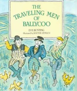 book cover of The Traveling Men of Ballycoo