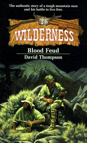 book cover of Blood Feud