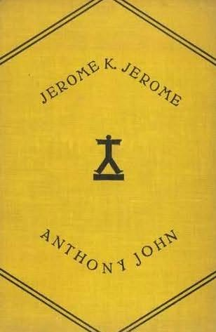 book cover of Anthony John