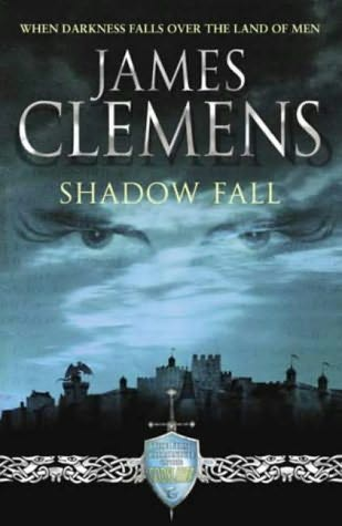 book cover of Shadow Fall