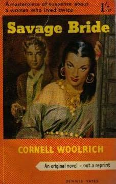 book cover of Savage Bride