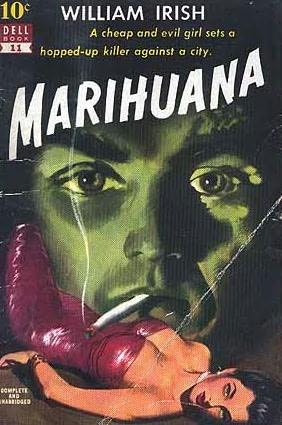 book cover of Marihuana