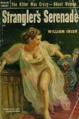 book cover of Strangler\'s Serenade