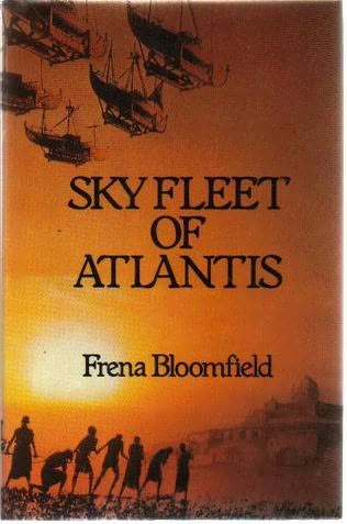 book cover of Skyfleet of Atlantis